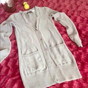 Long BDG Cardigan size XS #A17